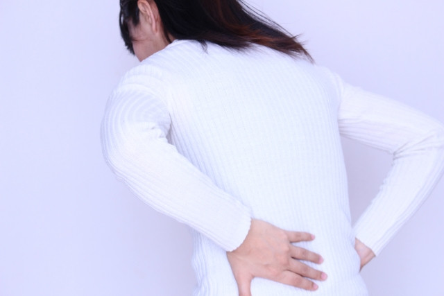 産前・産後の腰痛の原因は?