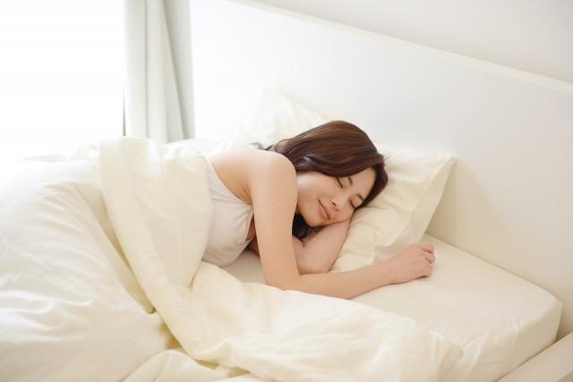 不眠症を改善し、快適な毎日を
